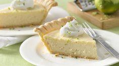 NEW Creamy Key Lime Pie