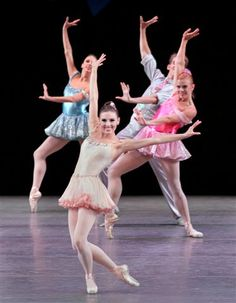 "Tiler Peck in ""Who Cares?"""