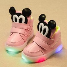 Brilliant The New Led Children s Shoes Usb Charging Led Shoes Wholesale Drop Shipping Boys And Girls Fashion Board Shoes