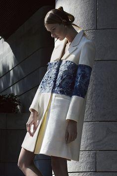 Заджинсованное пальто / Пальто и плащ / Своими руками - выкройки, переделка одежды, декор интерьера своими руками - от ВТОРАЯ УЛИЦА