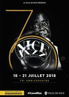 Nice Ville, Jazz Festival, Movie Posters, Poster, 70 Birthday, Film Poster, Popcorn Posters, Film Posters