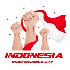 17 august. indonesia happy independence day greeting card | Premium Vector Independence Day Greeting Cards, Download Wallpaper Hd, Original Wallpaper, Viera, Logos, Vector Free, My Photos, People, Aquaponics