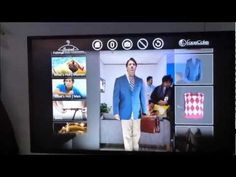 Virtual mirrors? is this the future of shopping?