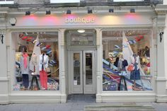 McEwens Boutique store is filled with gorgeous, on trends items for your wardrobe. Swallows And Amazons, Vintage Nautical, Boutique Stores, Great Team, Department Store, Perth, Windows, Display, Barbour
