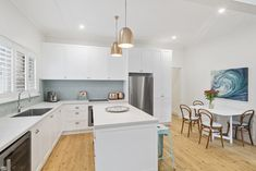 Offering a superb semi-like layout and an abundance of poise and style, this renovated 2-bedroom home is a near-beach stunner, ready to move in. Just a few minutes' level walk to the iconic sands of Bondi, it is ideally positioned on a sought-after street, providing the best of the east in a lovely package. Situated on the ground floor of a delightful Art Deco block, it has been meticulously remodelled and exudes a personable, peaceful charm. The oversized north-facing master bedroom, wit... Investment Property, Sands, Ground Floor, Abundance, Master Bedroom, Art Deco, Layout, Flooring, Street