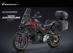 Honda CB 500 X 2016