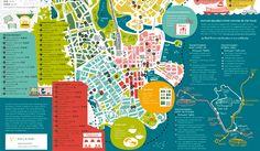Food Helsinki? HEL YEAH! -esite brochure guide ruoka opas kartta visithelsinki