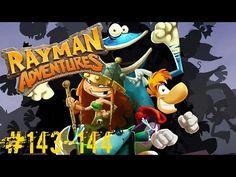 rayman adventures walkthrough android (adventures 143-144) перезалив!