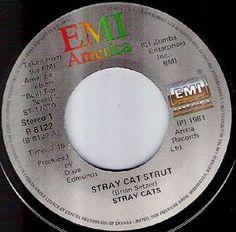 Stray Cats - Stray Cat Strut (Vinyl) at Discogs