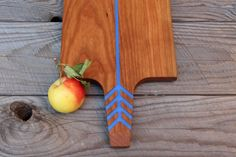 Image of Arrow Board, Electric Blue Renegade Craft Fair, Electric Blue, Kitchen Gadgets, Home Furnishings, Arrow, Projects, Board, November, 3d