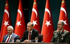 Erdogan: Türkei befindet sich in neuem Unabhängigkeitskrieg - http://ift.tt/2iGjyb4 #aktuell