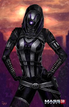 Tali'Zorah vas Normandy by W-E-Z on DeviantArt Mass Effect Funny, Mass Effect Games, Tali Mass Effect, Destiny Backgrounds, Green Lantern Movie, Female Cyborg, Mandalorian Cosplay, Mass Effect Universe, Star Force
