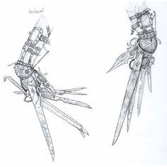 edward scissorhands hands - Google Search
