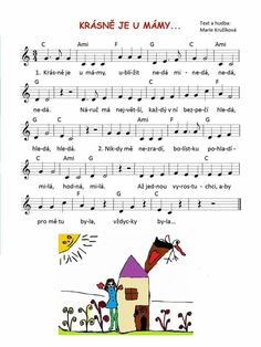 School Songs, Dinosaur Party, Kids Songs, Sheet Music, Crafts For Kids, Preschool, Marie, Classroom, Children Songs