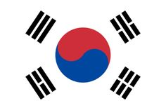 Flag of South Korea - Corea del Sur - Wikipedia, la enciclopedia libre Madagascar Flag, South Korea Flag, Dominican Republic Flag, Korean Flag, Flag Coloring Pages, Best Vpn, Korean Peninsula, Learn Korean, Flags Of The World