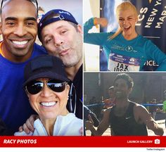 Tiki Barber -- Destroyed In NYC Marathon ... By Dude from 'Catfish' (PHOTO GALLERY) - http://blog.clairepeetz.com/tiki-barber-destroyed-in-nyc-marathon-by-dude-from-catfish-photo-gallery/
