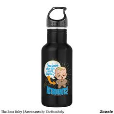 The Boss Baby | Astronauts Stainless Steel Water Bottle