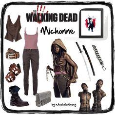michonne costume | Michonne from The Walking Dead