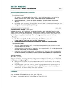 Finance ExecutivePage  Executive Resume Samples