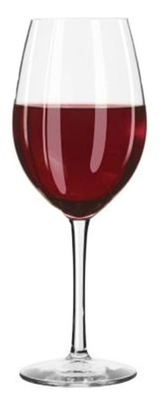 Libbey Briossa Sheer Rim 17 ounce Red Wine Glass 12 piece / 1 case #Libbey