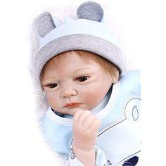 Grey Alien Reborn Doll 14in Full Body Vinyl Reborn Baby Dolls Newborn Alien Baby
