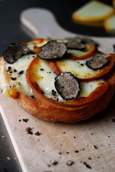 Truffle and Grilled Scamorza Sandwich ° eat in my kitchen