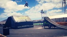 LANZAROTE SPAIN  CANARY ISLANDS 🔥🌴☀️🏁 Show #islascanarias #lanzarote  #pitbike #kankafmx #ride #backflip #ycfriding #ycf #ycffamily #etnies #bullpark13 #bullpark13barcelona #latinamerica #latinamericaexperience #freestyle #pitbikes #freestylepitbikeshows #riding #moto #jump #air #tattooboy #ink #lifestyle #extremsport #kankaextremsportsbcn  INSTAGRAM @kankafmx FACEBOOK page :  KANKA EXTREM SPORTS BCN