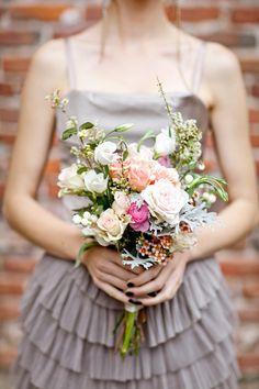 Photography: Junophoto - junophoto.com Floral Design: Les halles en fleurs - leshallesenfleurs.com  Read More: http://stylemepretty.com/2012/04/04/quebec-city-wedding-by-junophoto/