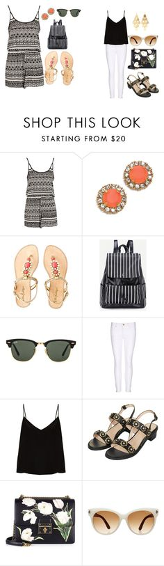"""""""Perth Day 4"""" by strawberryfelton on Polyvore featuring Mode, Boohoo, Kate Spade, Lilly Pulitzer, Ray-Ban, Raey, Topshop, Dolce&Gabbana, Tom Ford und Irene Neuwirth"""