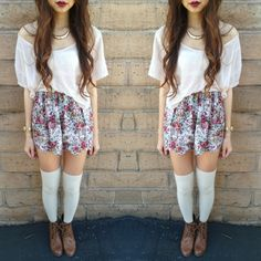 I LOVE this outfit to death Hipster Fashion, Minimal Fashion, Teen Fashion, Hipster Style, Spring Fashion, Outfits 2014, Edgy Outfits, Cute Outfits, Summer Outfits