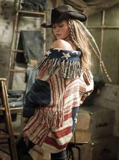 Bohemian Style tumblr | Bohemian Fashion | via Tumblr | We Heart It