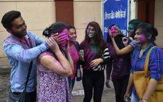 DU hostels restrict girls on Holi