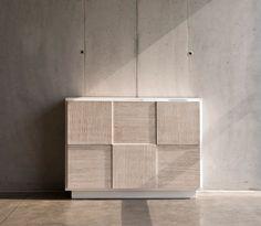 D155 sideboard cabinet material DESIGN NEUTRO marchettimaison.com Sideboard Cabinet, Handmade Furniture, Material Design, Collection, Sideboard, Craftsman Furniture