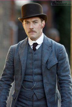 Tweed suit, anyone?