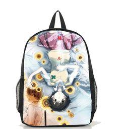 Dreamcosplay Anime Terror in Resonance Backpack Bag Cosplay -- Visit the image link more details.