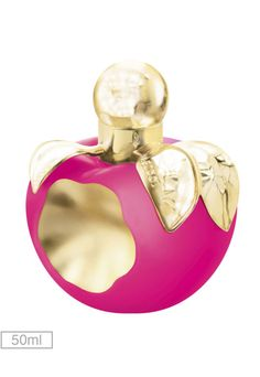 por R$ 269.00 Nina Ricci Perfume Les Délices Nina RIcci 50ml Uma edição limitada que traz à mente o mundo delicioso e infantil dos doces. A doçura para as jovens que buscam novos sabores.