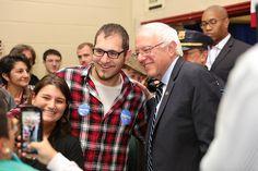 Senator Bernie Sanders is going to be outspent!