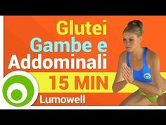 Addominali e Glutei in 10 Minuti - YouTube