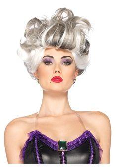 Ursula Wig...White Rabbit Wig...