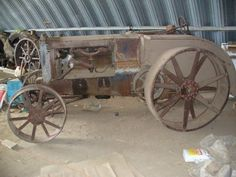 1918 Wallis K Restoration - SmokStak