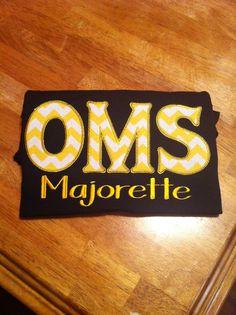 OMS majorette