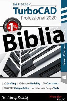 turbocad_pro_2020_biblia Surface Modeling, Autocad, Tool Design, Architecture Design, Books, Biblia, Livros, Architecture Layout, Book