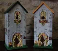 Casetta porta buste
