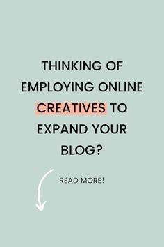Ready to expand?  Just like any business, taking on new employees (or writers, in this context) is an excellent way to approach this, but it can be hard to know how best to handle something like this for the first time. To help you out with this, here are a few steps you can follow to find the right content creators for you and your blog.