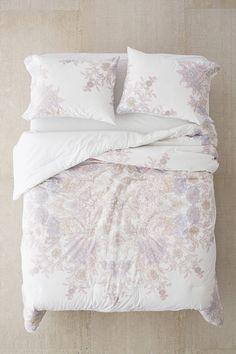 Slide View: 3: Analise Floral Medallion Comforter Snooze Set