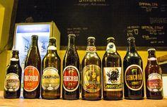 Cervejas artesanais da Chapada Diamantina (Foto: Caiã Pires/Divulgação Guia…