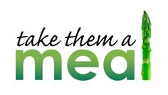 If you speak the language of food, consider using TakeThemAMeal.com the next time you are bringing a meal to someone.  It's free, easy to use, and a great way to show you care.  #TakeThemAMeal.com