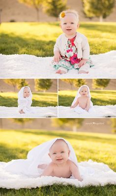 baby photography 8 months