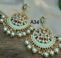 Jewelry For Sale Online Indian Jewelry Earrings, Indian Jewelry Sets, Jewelry Design Earrings, Indian Wedding Jewelry, Hand Jewelry, Bridal Jewelry, Silver Jewelry, Indian Accessories, Silver Ring