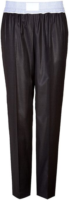 Alexander Wang Track Pants with Boxer Short Band